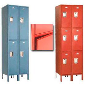 Penco Guardian Plus Double & Triple Tier 2-Wide Steel Lockers