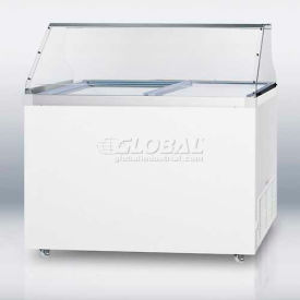 Summit Ice Cream Chest Freezers