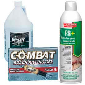 Contact Insecticide Sprays