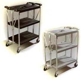 Folding Shelf Carts