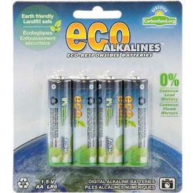ECOAlkaline™ Batteries