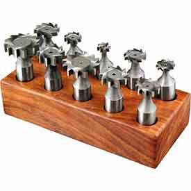 Woodruff Keyseat Cutter Sets