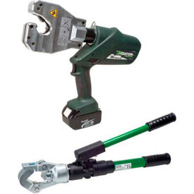 Greenlee® Wire Strippers & Crimping Tools