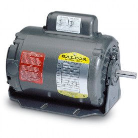 Baldor Single Phase HVAC Motors
