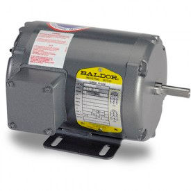 Baldor 3 Phase HVAC TEAO Motors