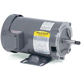Baldor-Reliance 3 Phase Pump Motors