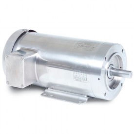 Baldor 3 Phase Premium Efficiency Totally Enclosed Motors up to 5 HP