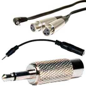 Audio Adapter Cables