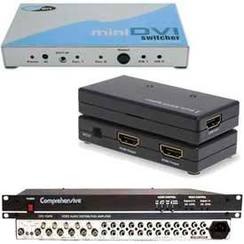 Splitters & Distribution Amplifiers