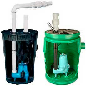 Little Giant® Pump & Basin Systems
