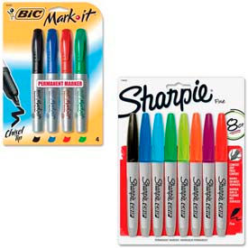 Thick Point Permanent Markers