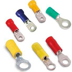 Sta-Kon Insulated Nylon Ring Terminals
