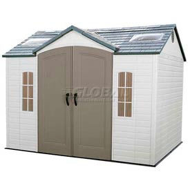 Lifetime® Side Entry Garden Sheds