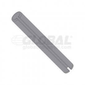 Spring Pin Slotted Plain
