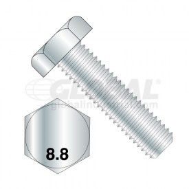 Metric Hex Tap Bolts