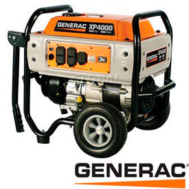 Generac® XP Series Portable Generators