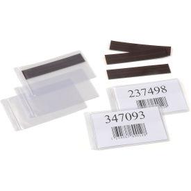 "Magnetic Label Holder 5""W X 3""H (50 pcs/pkg)"