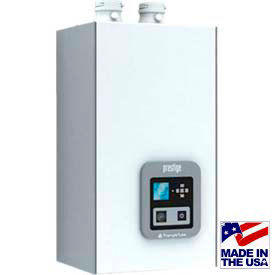 Triangle Tube Stainless Steel Wall Mounted Boilers