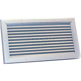 Flanged Heavy Duty Door Louvers