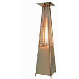 Quartz Glass Tube Patio Propane Heater