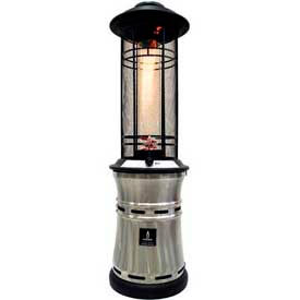 Patio Propane Heater Lamp