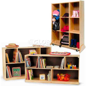 Preschool, Kit Cubby Storage Units No Tray
