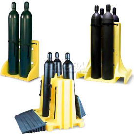 Enpac® Poly Cylinder Stands & Racks