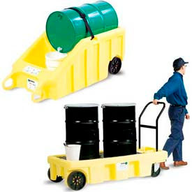 Poly Drum Spill Dollies & Carts