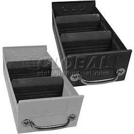 Equipto Metal Shelf Drawers