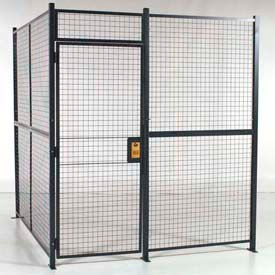 RapidWire™ Welded Wire Partition System