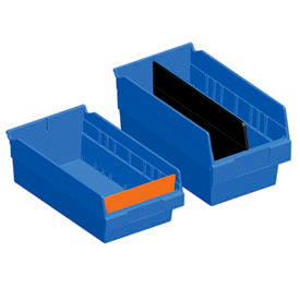 LewisBins™ Shelf Bins Kanban Divider System