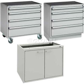 "Sovella® 29-1/2"" Wide ESD Protected Series 75 Modular Drawer Cabinets"
