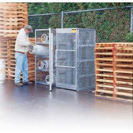 Justrite® Cylinder Storage Cabinets