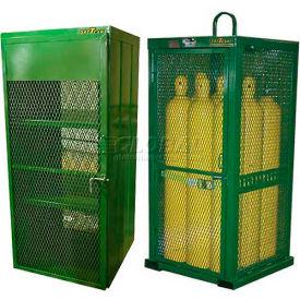 Steel Cylinder Storage Cabinets
