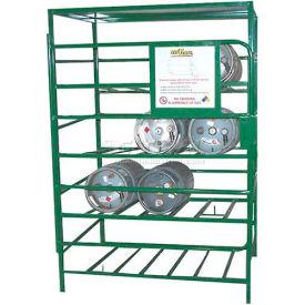 Propane Cylinder Storage Cage