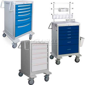 Healthcare Code Crash Carts