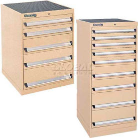 "Kennedy 24""W Modular Drawer Cabinets w/220 Lb. Suspension Slides"