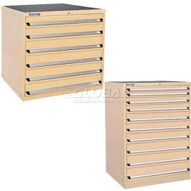"Kennedy 44""W Modular Drawer Cabinets w/550 Lb. Full Extension Slides"