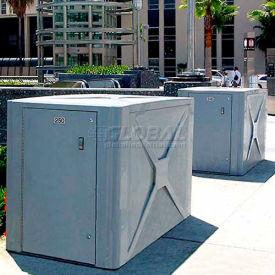 American Bicycle Security Bike Storage Lockers - Unassembled