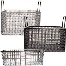 Marlin Steel Heavy Duty Stainless Steel and Steel Mesh Baskets