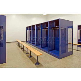 Penco Stadium Steel Lockers With Top Shelf
