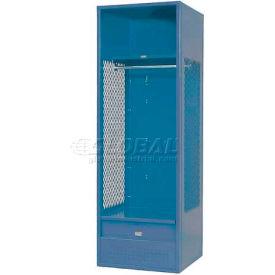 Penco Stadium Steel Lockers With Top Shelf & Foot Locker