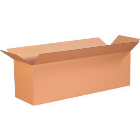 "Cardboard Corrugated Box 14"" x 14"" x 36"" 200lb. Test/ECT-32 - 15 Pack"