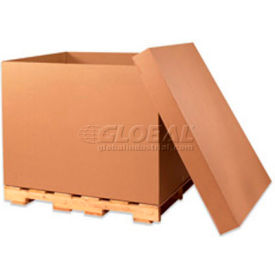 48 X 40 X 5 Gaylord Lid - 5 Pack