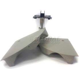 SNA Air Tight Raised Floor Panel Kit, PERIM PED, 2'L X 2'W, 800 CLC, SCATStringer2, Medium