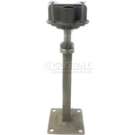 "Sna Adjustable Height Field Pedestal, S5 Series, 16"" To 18""H, 20"" Ffh - Pkg Qty 4"