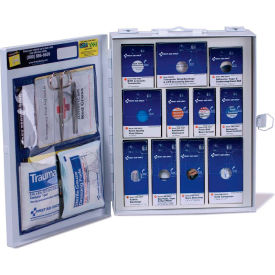 First Aid Only 90578 Medium SmartCompliance First Aid Kit, ANSI Compliant, Class...