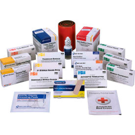 First Aid Only 90584 54 Unit First Aid Refill, ANSI Compliant, Class B