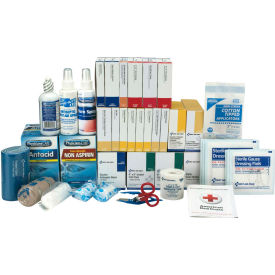 First Aid Only 90623 First Aid Refill w/Meds For 3 Shelf Kit, ANSI Compliant,...