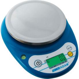 "Adam Equipment CB1001 Compact Digital Balance 1000 g x 0.1 g, 5-1/8"" Diameter Platform by"